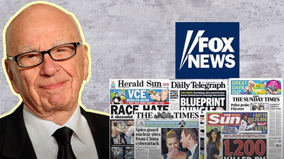 Rupert Murdoch Predicting Joe Biden Landslide Victory