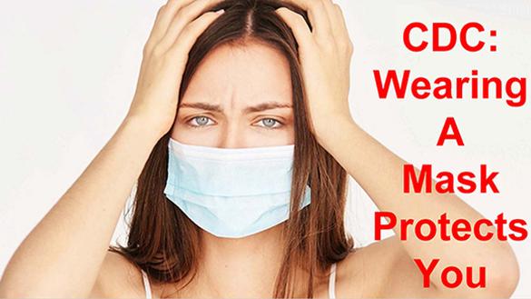 The CDC Confirms Face Masks: Effective!