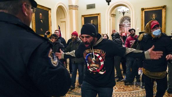 Sen-Elect Rev. Raphael Warnock Once Arrested at U.S. Capitol