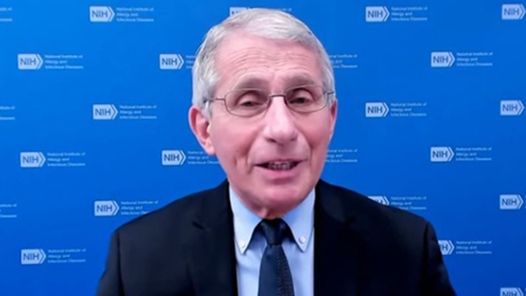 Dr. Fauci Says Trump's Denial of COVID-19 Facts-Cost Lives