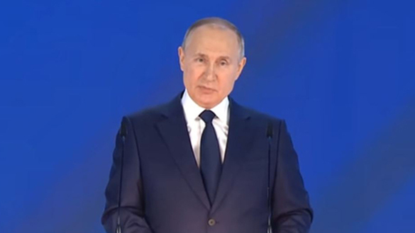 Russian Dictator Threatens War; Draws Red Lines