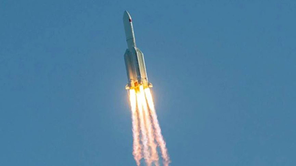 Chinese Rocket Is Falling Back To Earth