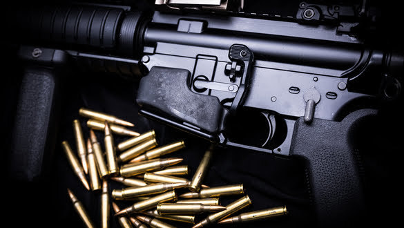 Judge Annuls California's Ban on Assault Weapons