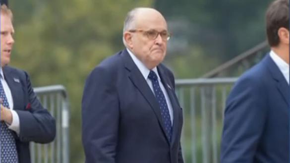 Dershowitz To Newsmax: Giuliani Will Be Permanently Disbarred