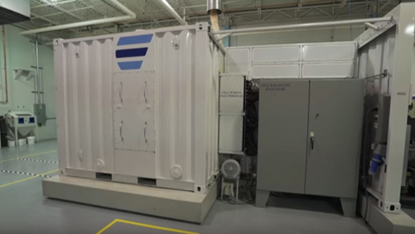 Could This New Battery Technology Kill Fossil Fuel?