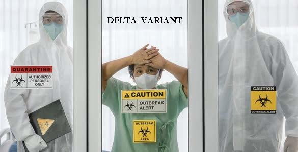 Are Vaccinated People at Risk of the Delta Variant?