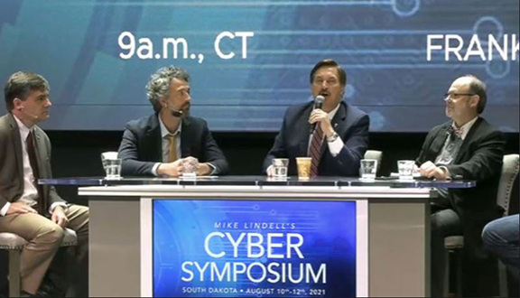 Lindell's Cyber Expert: China Hacking Claims 'Illegitimate'