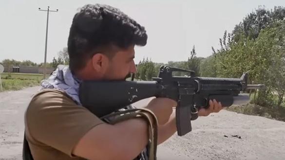 Billions in U.S. Weaponry Seized by Taliban