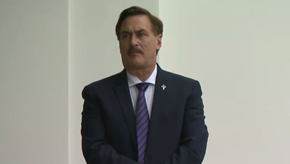 Lindell Adds Obstruction of Justice to His Legal Troubles?