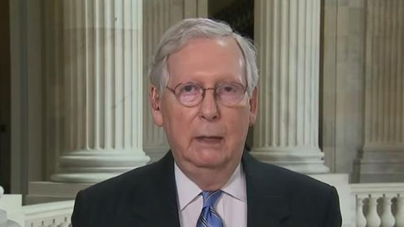 Democrats Accept McConnell's Short-Term Debt Ceiling Plan