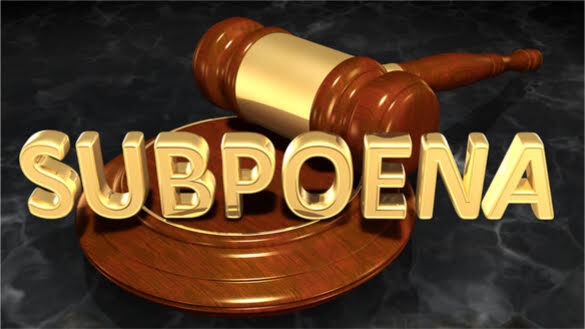 US Marshals May Be Used to Enforce House January 6 Subpoenas