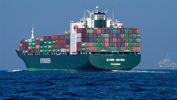 President Acts as Backlog in Supply Chain Affects US Ports