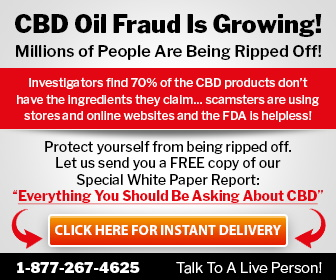 Get Free CBD Report