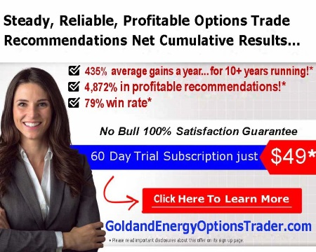 Gold and Energy Options Trader: Click Here To Learn More