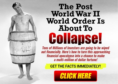 Strategic Investment: The Post WWII World Order is About to Collapse