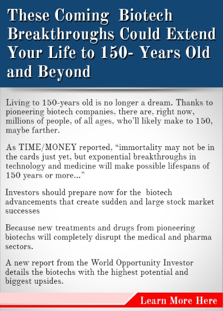 [World Opportunity Investor: Life 150]