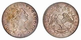 [Picture: 1794 Silver Dollar]