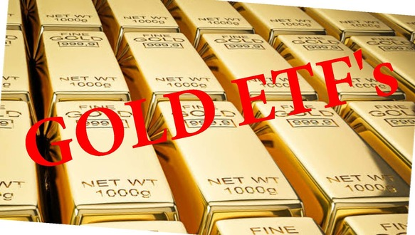 Why Gold ETFs are Going BERSERK This Year