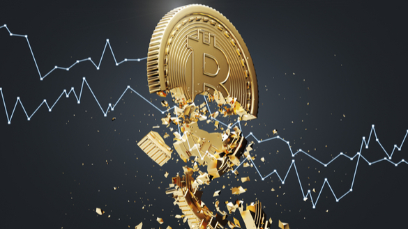 Bitcoin Collapse! Initial Investors of Grayscale Bitcoin Investment Trust Down 87%