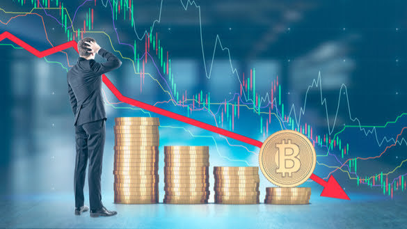 Bitcoin Fell Over 50%: From $63,503 to $31,734 Since April 15