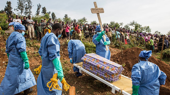 Congo Ebola Breaks Single Day Record For New Infections