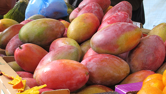Constipated? Try Eating a Mango