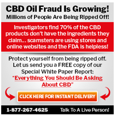 Alt: [CBD Fraud]