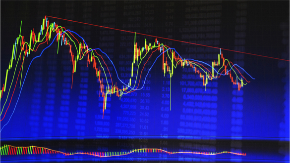 Wall Street Swinging Wildly