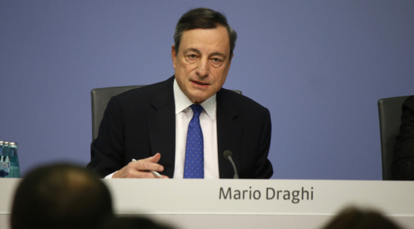 The Daily Briefing For December 13th: ECB Stops Stimulus, Tough Road Ahead